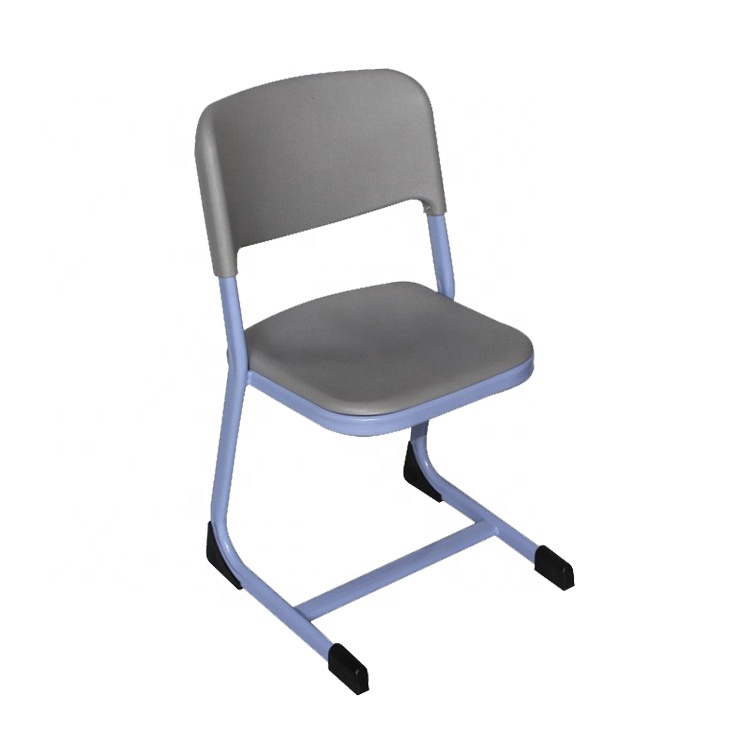 Wholesale durable plastic stackable classroom pp chair for student