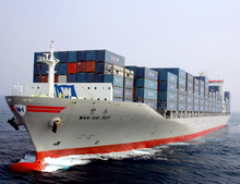 sea freight forwarder /ocean freight shipping China to DUBAI