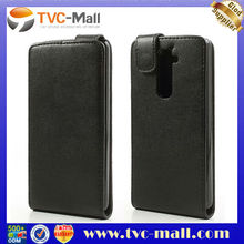 Mobile Phone PU Leather Flip Case For LG Optimus G2