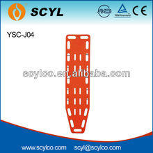 YSC-J04 rescate <span class=keywords><strong>de</strong></span> emergencia Plastic x-ray <span class=keywords><strong>inmovilización</strong></span> bordo columna