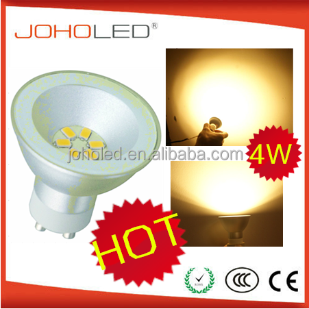 High Quality 5w Gu10 2500k 2700k Led Spotlight Bulb Dimmable Ce Rohs Aluminum Gu10 Led