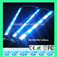 Aquarium 45W-LED Submersible Blue/Red/UV Light Lamp (220~240V)