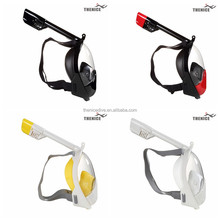 Top quality good price antifog full face snorkle mask