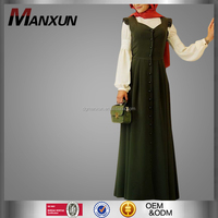 Dubai Designer Dresses New Style High Quality Muslim Abaya Ethnic Islamic Clothing