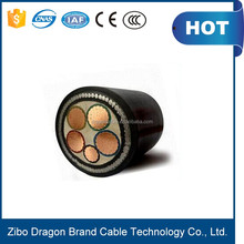 Low Voltage PVC Jacket XLPE Insulated 5 Core Power Cable price cables cables