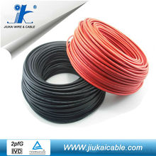 top quality factory price 4mm 6mm 10mm 16mm 25mm 35mm flexible rubber solar cable