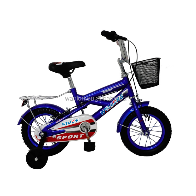 High Quality painting color 12 16 inch children bike for promotion