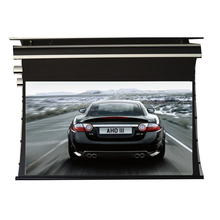 Cheapest Price ODM/OEM fabric electric projector screen ceiling mount