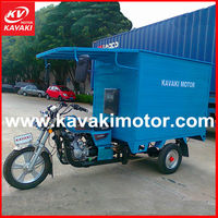 2013 hot cheap 150cc/200cc/250cc enclosed 3 wheels cabin motorcycle/ tricycle/vehicles for cargo sale