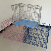 Breeding Dog Cage with Plastic Pallet for Sale Cheap