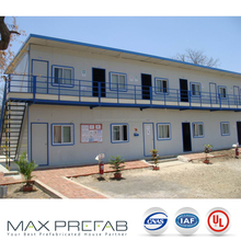wall panels serbia low cost prefabricated house for 16 offices with 1 conference room