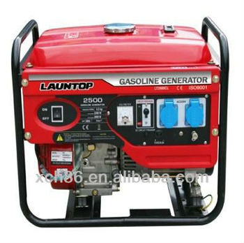 3KW gasoline power generator