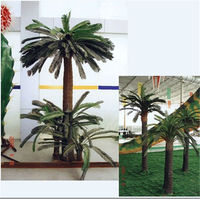 2014 new design Artificial plant Cycas revoluta artificial fern tree made in China