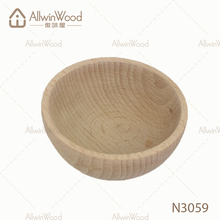 wholesale beech small wooden bowls