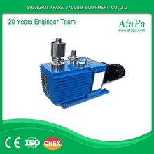 Double Stage Rotary Vane Vacuum Pump
