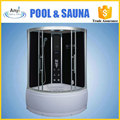 cheap price outdoor computer controlled sauna steam shower room price