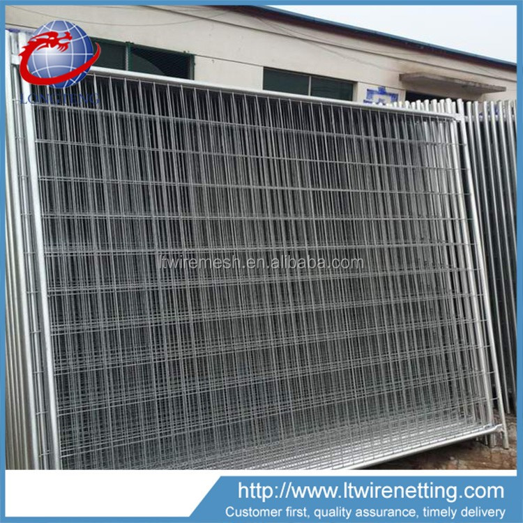 Easily for Installion 6X10 Welded Wire Mesh Fence