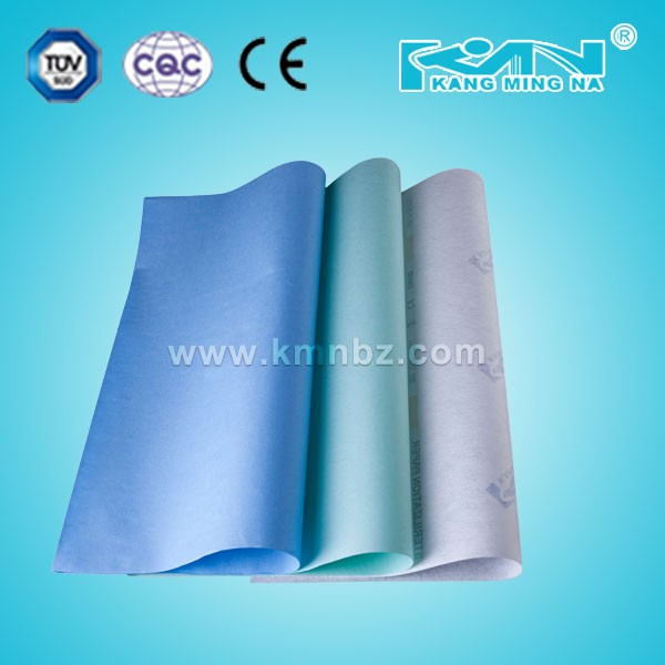 First aid kit sterilization crepe paper with factory price