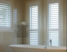coated aluminum slats/ venetian blinds/ shutters