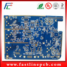 PCB 4 layer with 50 ohm impedance control circuit board