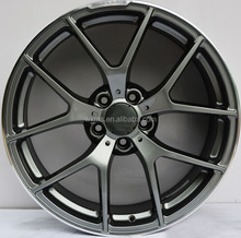 "19"" and 20"" SLS AMG hyper silver replica aluminum alloy wheels"
