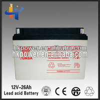 Five Star Good Discharge Ability ups battery 12 v 26 ah