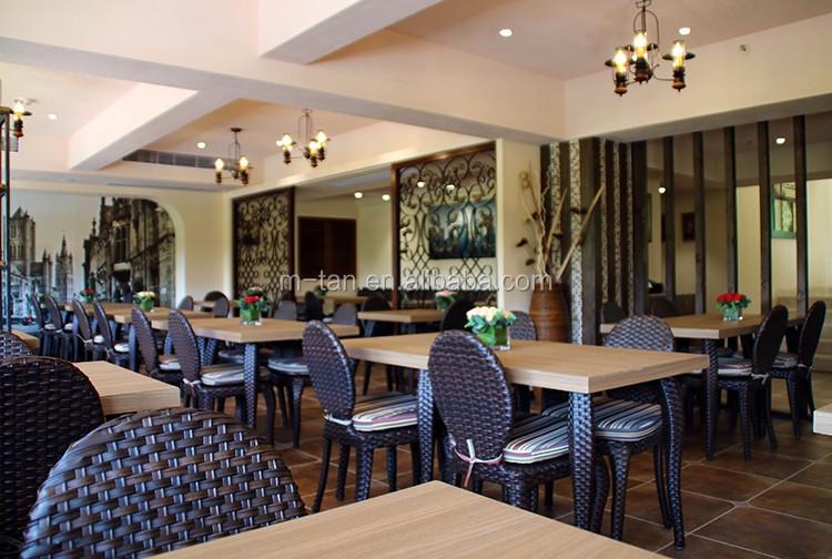 Moderne design contemporain café meubles loisirs