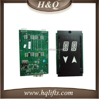HQ Elevator Display Boards
