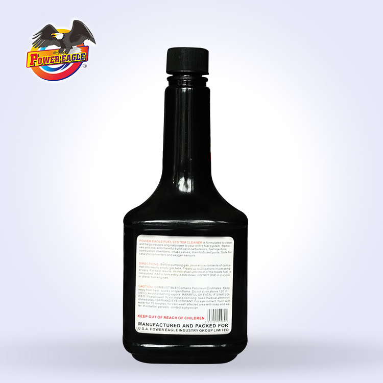 spray fuel injector cleaner liquid 354ml