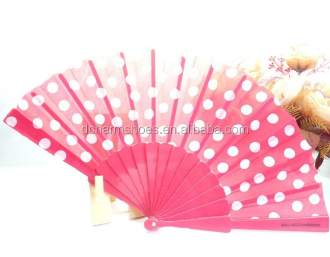 Cheap price customized Best dance party Wedding Art Hand Fan
