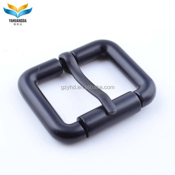 wholesale double pin belt buckle for dog collar