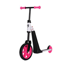 Best selling kids multi-function balance kick scooter with 2 wheels