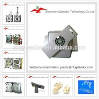 plastic components product and plastic injection mould shaping mode