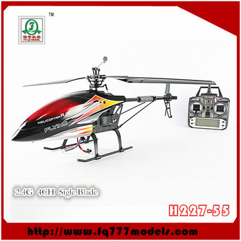 2.4G 4channel long range rc aircraft helicopter china for sale FQ777