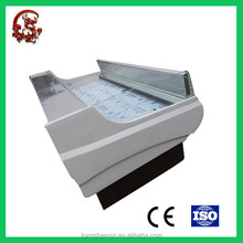 New Condition veget fruit refrigerated display case