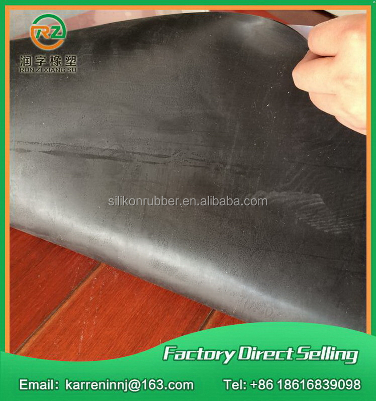 Best quality low price silicon rubber sheet used for solid