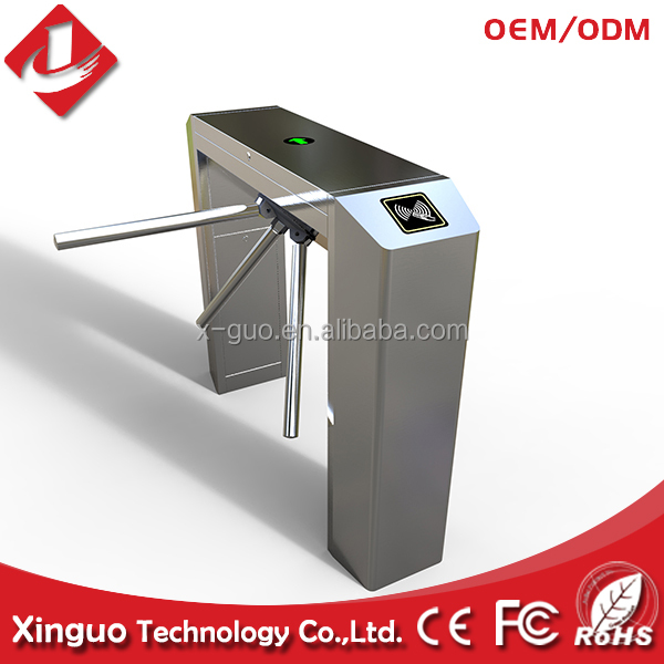 Electric Automatic Threepod tripod Barrier Turnstile/automatic tripod barrier price