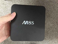Original Tv Android With 1G/8G Dual Band Wifi Android 4.4 Amlogic S805 Full Hd M8 Android Tv Box