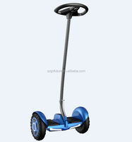 2 wheels electric chariot scooter hover board style self balancing drifting standing scooter
