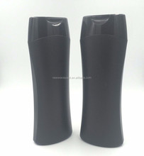 400ml 250ml black shampoo bottle