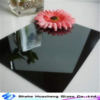 4mm 5mm 6mm Gold blue sheet class bronze grey green Reflective Glass with CE & ISO9001 with high quality factory in Shahe