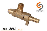 QS 201A nozzle spray brass gas valve cock tap oven stove bbq grill parts
