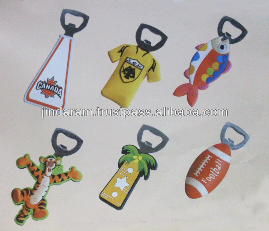 3D new-style customized cartoon pvc key chain