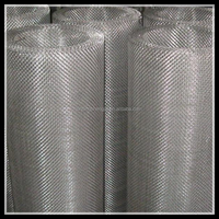1X1 Galvanized Welded Wire Mesh, 2X2 Stainless Steel Welded Wire Mesh, 1/4 Inch Pvc Coated Welded Wire Mesh
