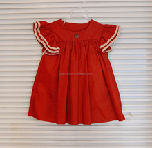 wholesale childrens clothing baby frock designs fancy teen girl dress