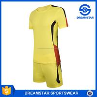 World Cup 2017-2018 Soccer Jersey 2017 Blank Soccer Kit