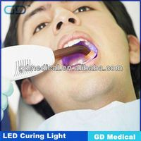 U WILL LOVE UR SMILE dental halogen curing lights