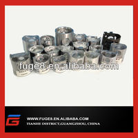 Kubota V2403 engine piston for excavator engine