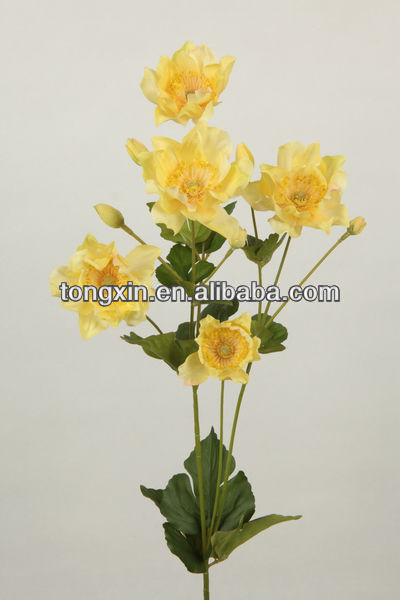 27101P anemone man made artificial english collocation flower