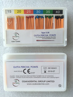 Osakadental Gutta Percha Points 06 taper /dental material/orthodontic material